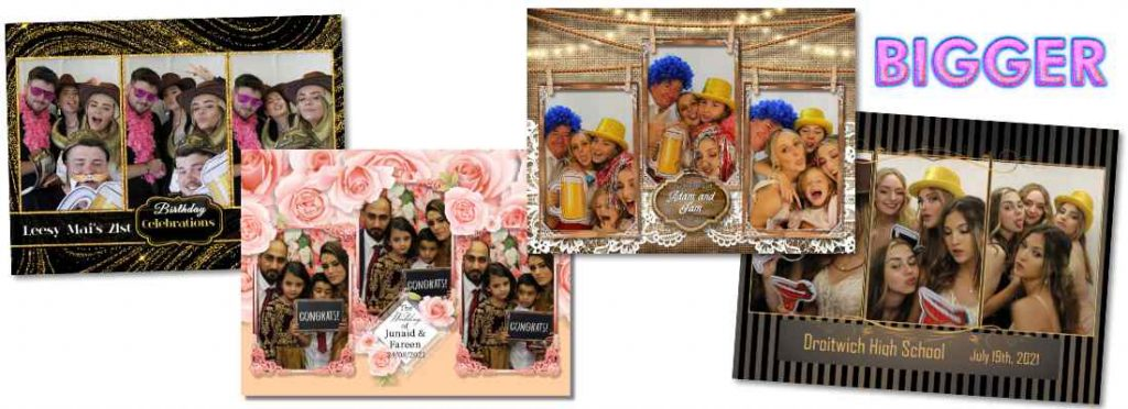 Special Events Photo Booths